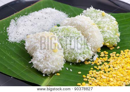 Close Up Mung Bean Rice - Crepe