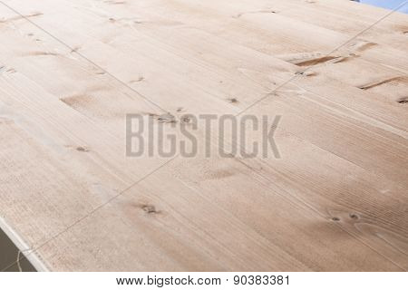 Digitally generated Bleached wooden planks background
