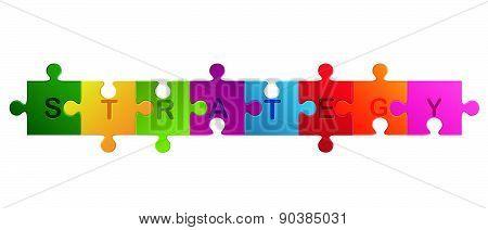 Business concept jigsaw puzzle