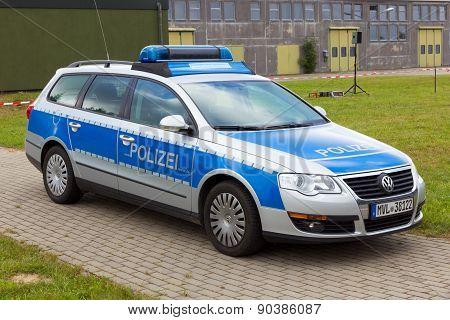 Volkswagen Passat Police Car