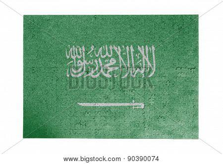 Large Jigsaw Puzzle Of 1000 Pieces- Saudi Arabia