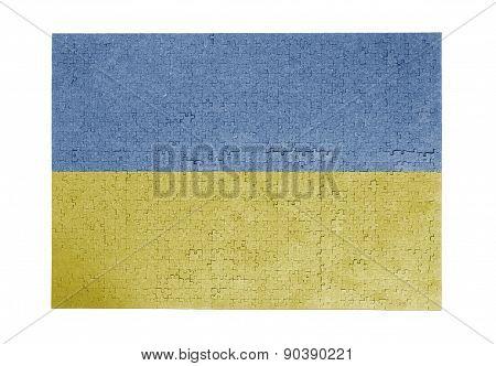 Large Jigsaw Puzzle Of 1000 Pieces- Ukraine