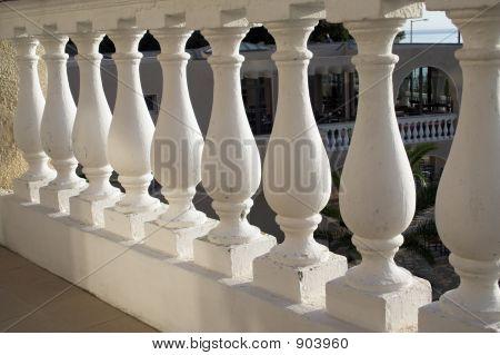Greek Style Balustrade
