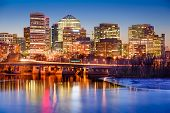 picture of virginia  - Rosslyn - JPG