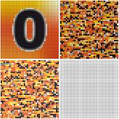 pic of zero  - Number zero  - JPG