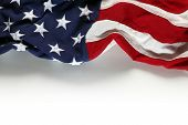 foto of usa flag  - American flag for Memorial Day or 4th of July - JPG