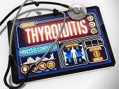 image of endocrine  - Thyroiditis  - JPG