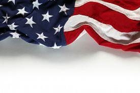 pic of memorial  - American flag for Memorial Day or 4th of July - JPG