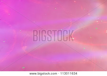 Pink Abstract Blurred Background