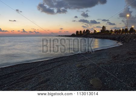 Paphos Airport Beach
