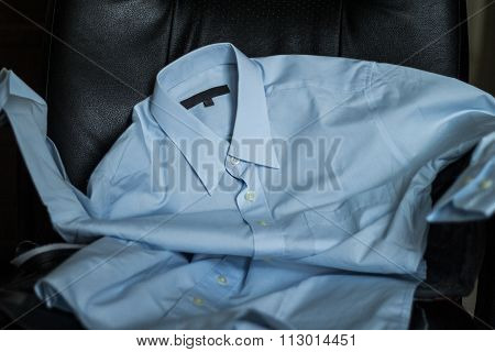 Work Shirt which is exhausted
