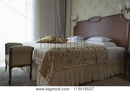 bedroom  classical
