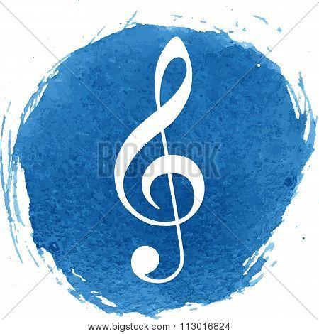 Violin key icon