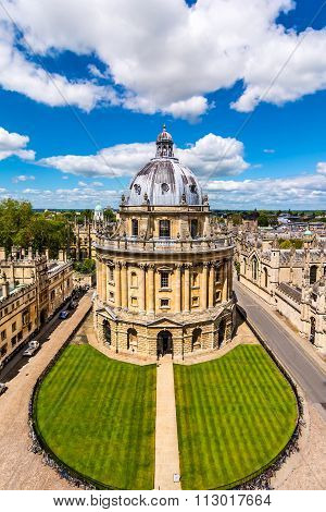 The Bodleian Library , University of Oxford