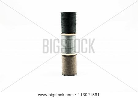 Netural Colored Thread Bobbins