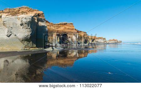 Waverley Cliffs Reflection