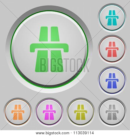Highway Push Buttons