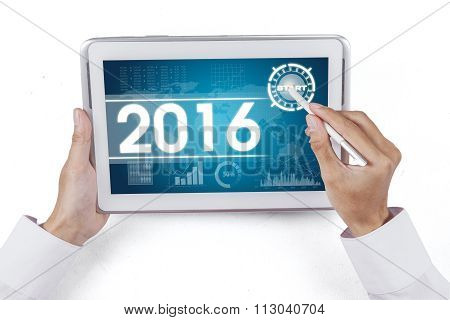 Start To Business In New Year 2016