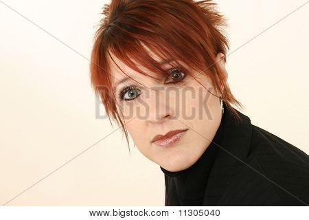 Beautiful Thirty Year Old Redhead