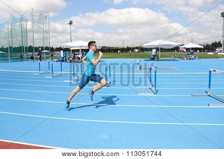 Eccc Track And Field Juniors Group A