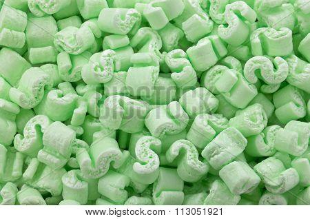 Styrofoam....