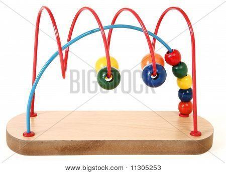 Children's Wooden Puzzle Toy