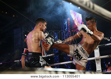 Thai Fight 2015