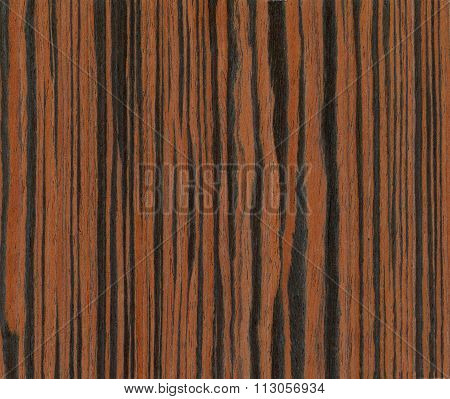 Ebony wood texture