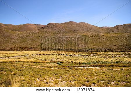Landscape Of Jujuy