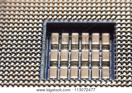 Connector For The Processor
