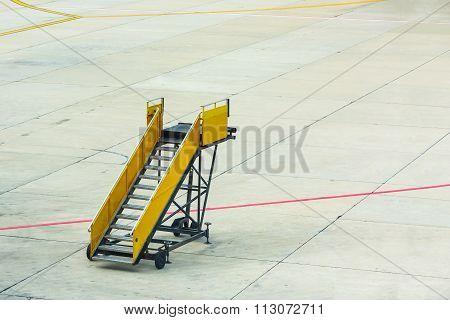 Passenger Boarding Stairs