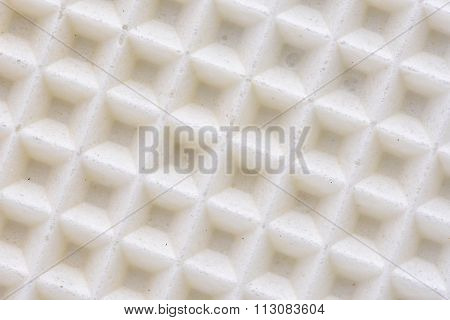 Macro of wafer background texture