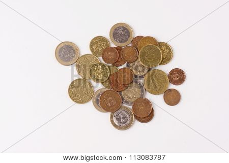 Hill Of Coins