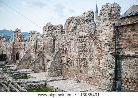 Taslihan In Sarajevo
