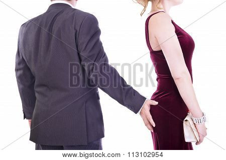 Sexual Harassment Concept