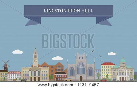 Kingston Upon Hull, England