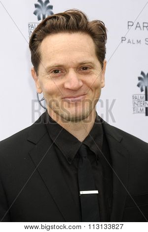 PALM SPRINGS - JAN 3:  Matt Ross at the Variety Creative Impact Awards And 10 Directors To Watch Brunch at the The Parker Hotel on January 3, 2016 in Palm Springs, CA