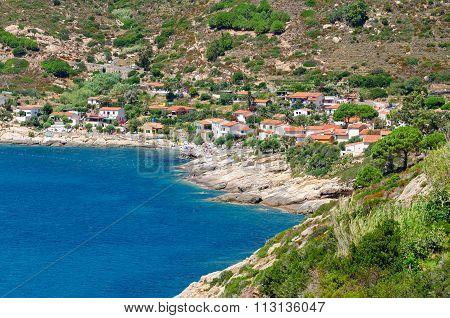 Isola D'elba (tuscany Italy) Chiessi