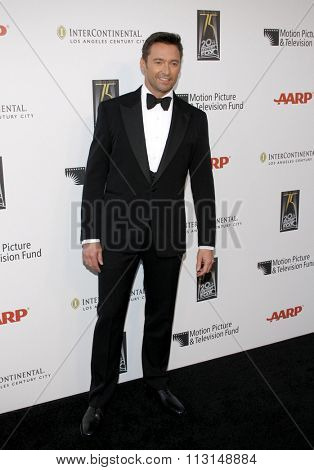 Hugh Jackman at the 5th Annual