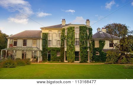 Down house in Kent