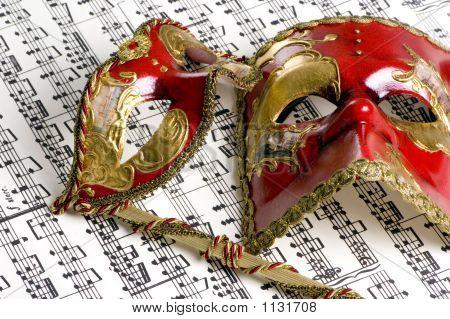 Musik-Maske 4