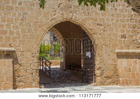 Ayia Napa Monastery, Cyprus.