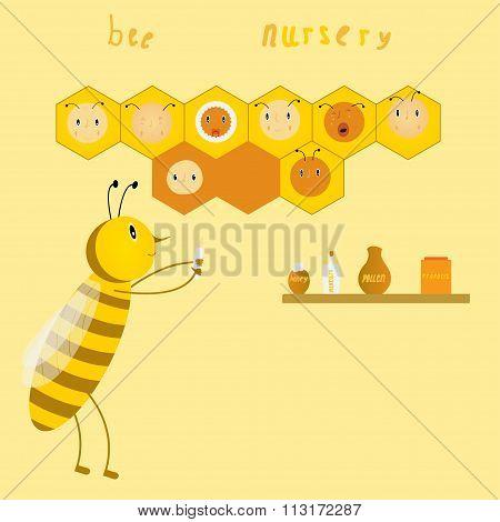 Bee Nursery