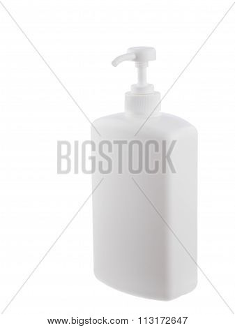 Soap Dispenser Isolated On White