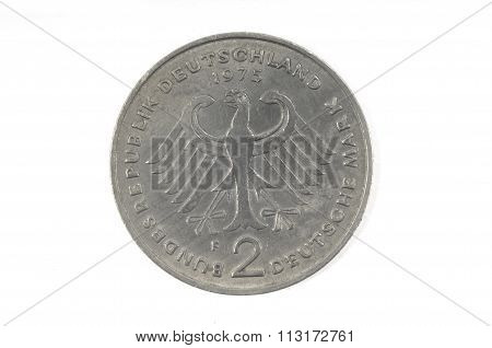 German Coin, 1975
