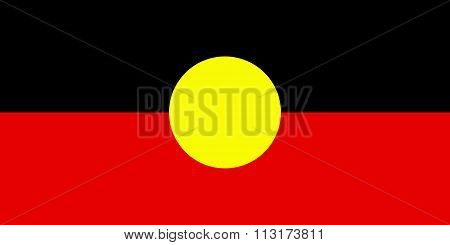Aboriginal Peoples Flag