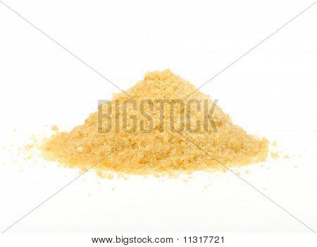 Pile of Gelatin Granules