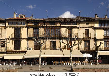 Square, Toro, Zamora Province, Castilla Y Leon, Spain