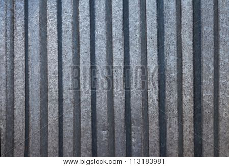 Corrugated Iron Background