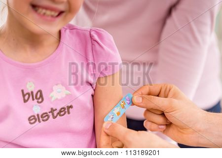 Child And Pediatrician